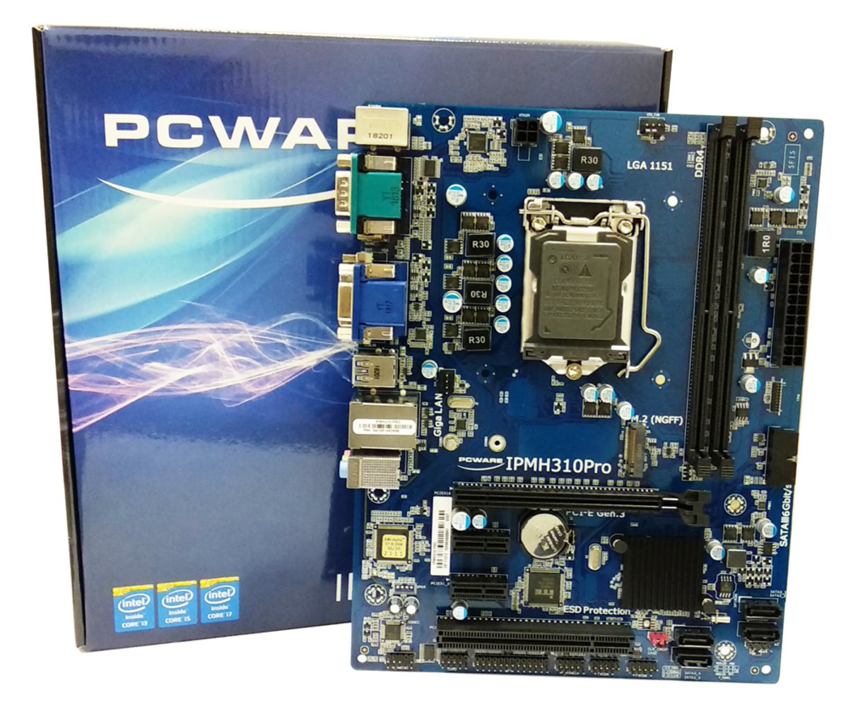 M.Board Intel Pcware Iphm310 PRO LGA1151 DDR4