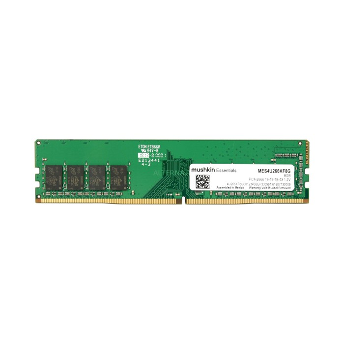 Memoria Mushkin Ddr4 8gb 2666mhz desktop