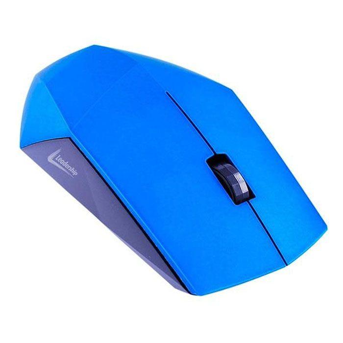 Mouse Leadership Diamond Azul