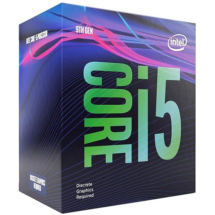 Processador Intel Core i5-9400F Coffee Lake, Cache 9MB, 2.9GHz (4.1GHz Max Turbo), LGA 1151, Sem Vídeo -
