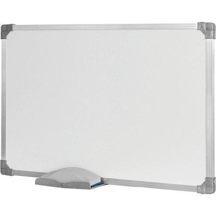 Quadro Branco Aluminio  STD 090X060 cm