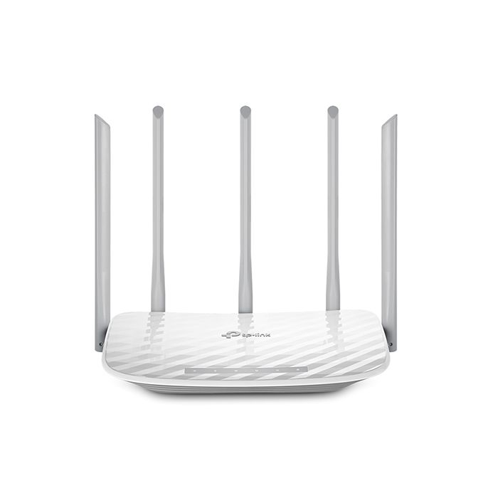 ROTEADOR TP-LINK WIRELESS DUAL BAND AC 1350 ARCHER C60