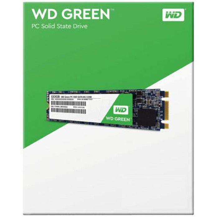 SSD WD GREEN M2 2280 120  GB