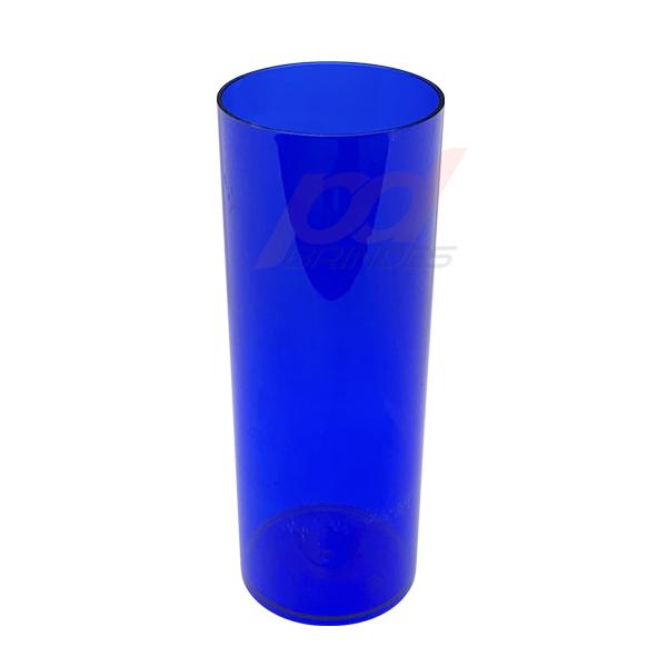 Copo long Drink 300 ml Azul - 010 peças