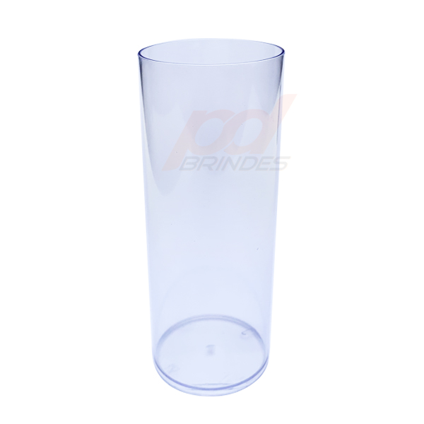 Copo long Drink 300 ml Cristal - Kit 050 peças