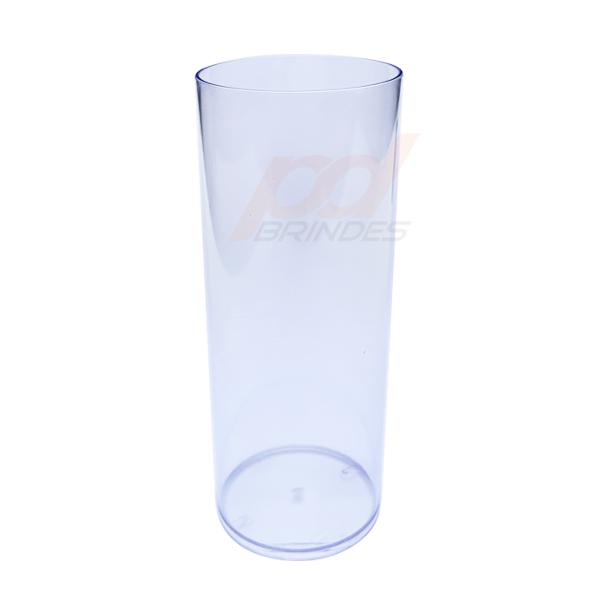 Copo long Drink 300 ml Cristal - Kit 100 peças