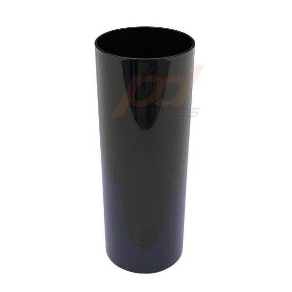 Copo long Drink 300 ml Preto - Kit 100 peças