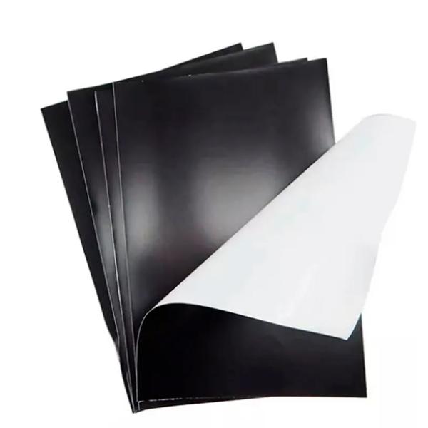Manta magnética adesivada a4 - 010 folhas