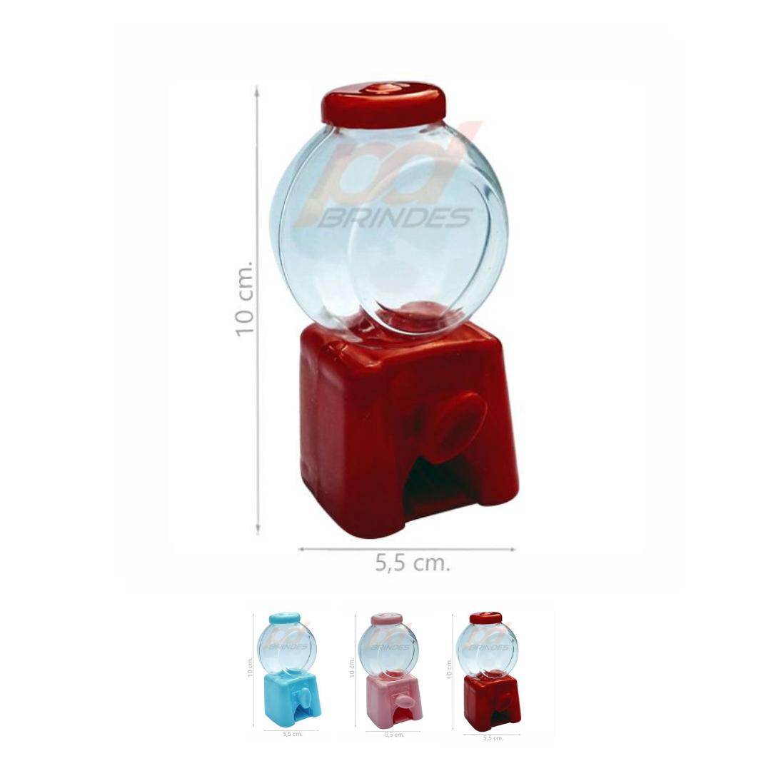 Mini Baleiro Candy Machine - 60 Unidades