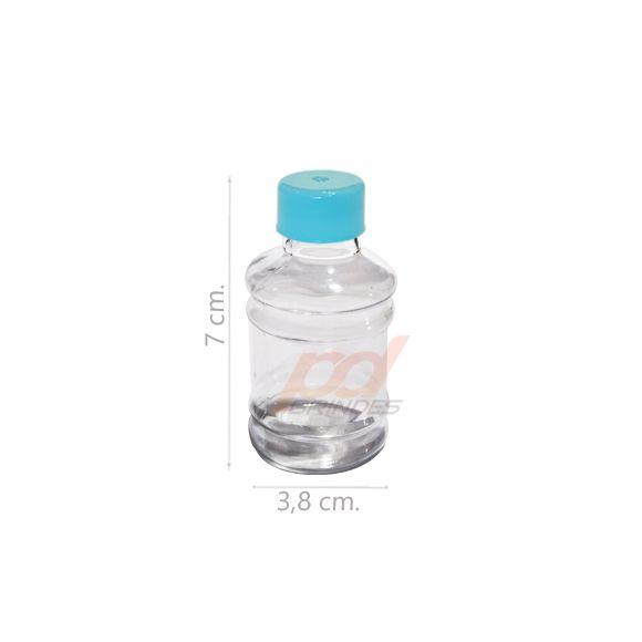 Mini Galão Azul - Kit 200 peças