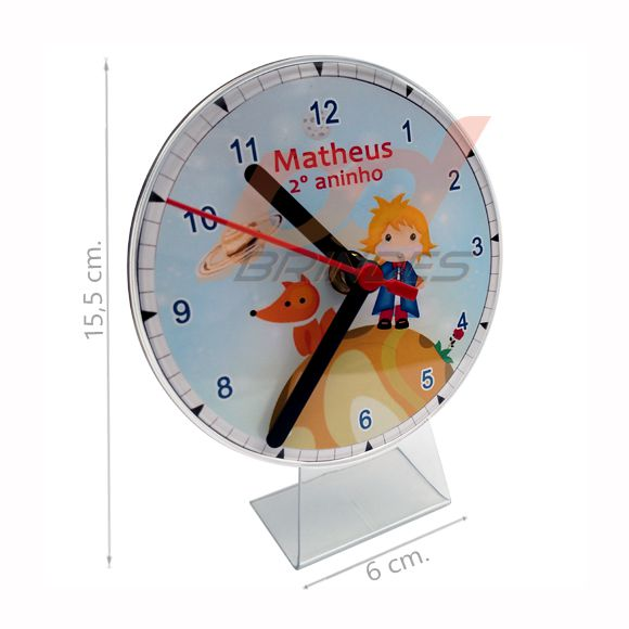 Relógio CD - Kit 010 peças