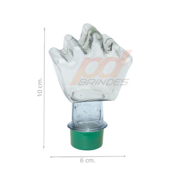 Tubetes Coroa Verde - Kit 010 peças