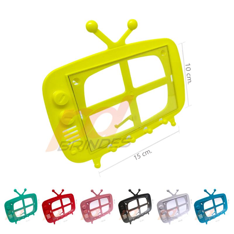 TV Retro 2 em 1 - 10 Unidades