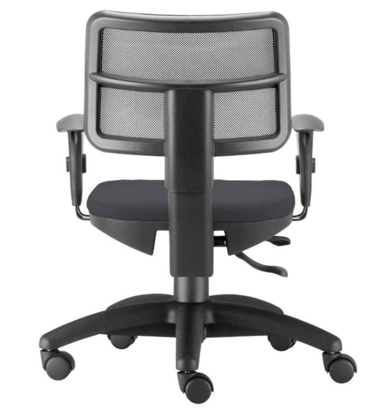 Cadeira Giratória Zip Telada Ergonômica