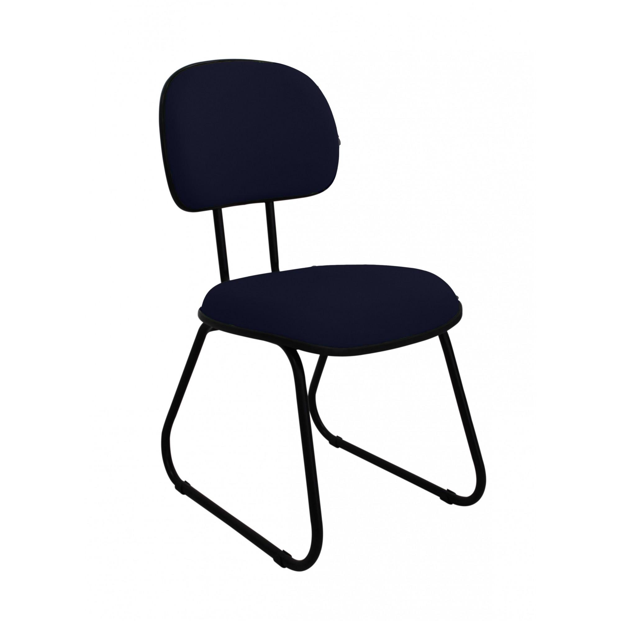 Cadeira Secretária Sky PRETA
