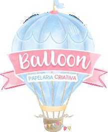 Balloon Papelaria Criativa