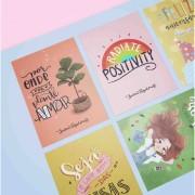 Kit cards decorativos