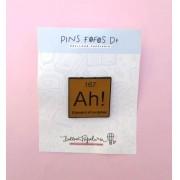 Pin Ah! - element of surprise