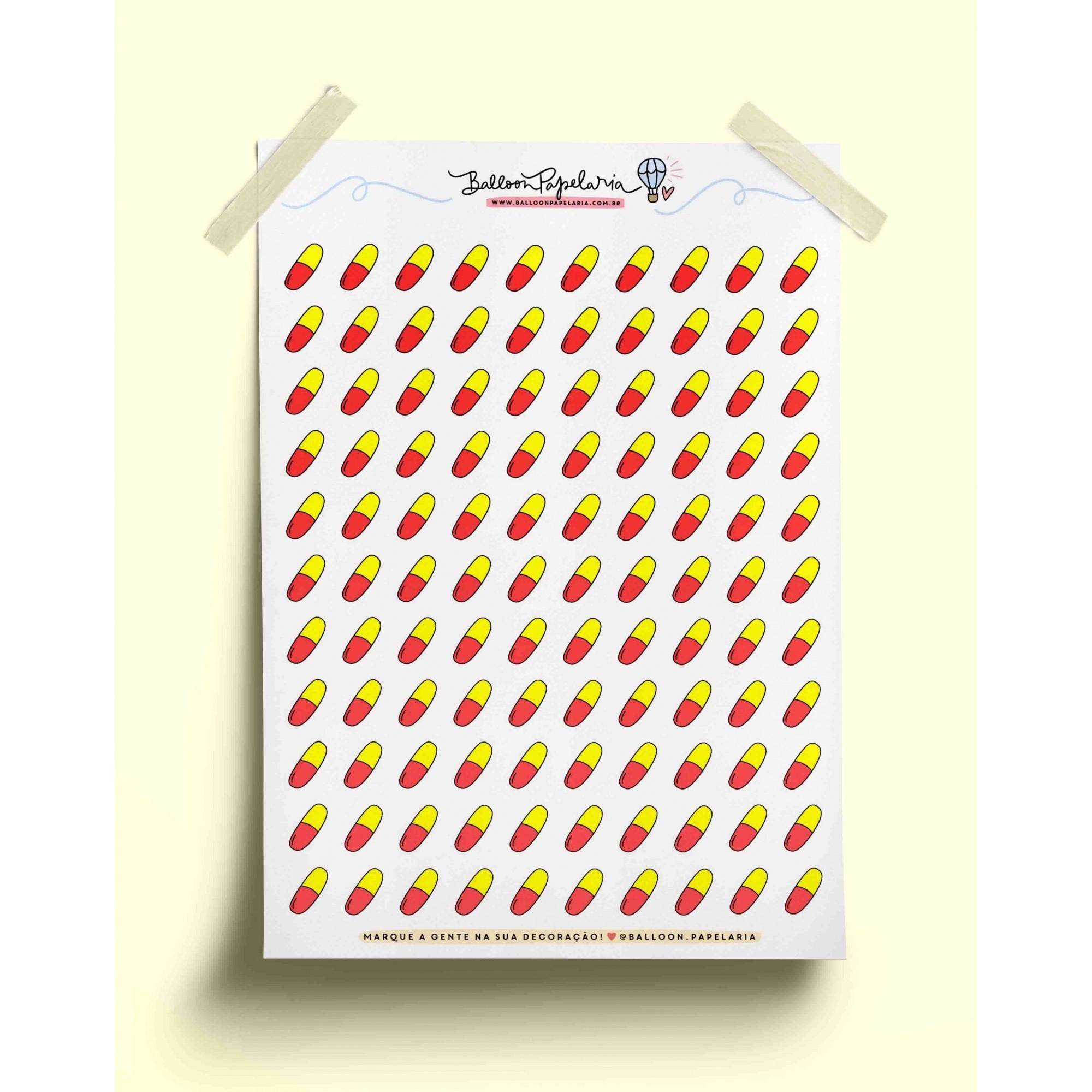 Adesivo medicamento 04
