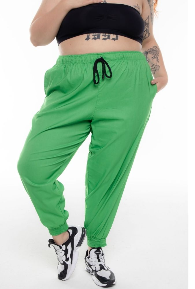 Calça Comfort Verde