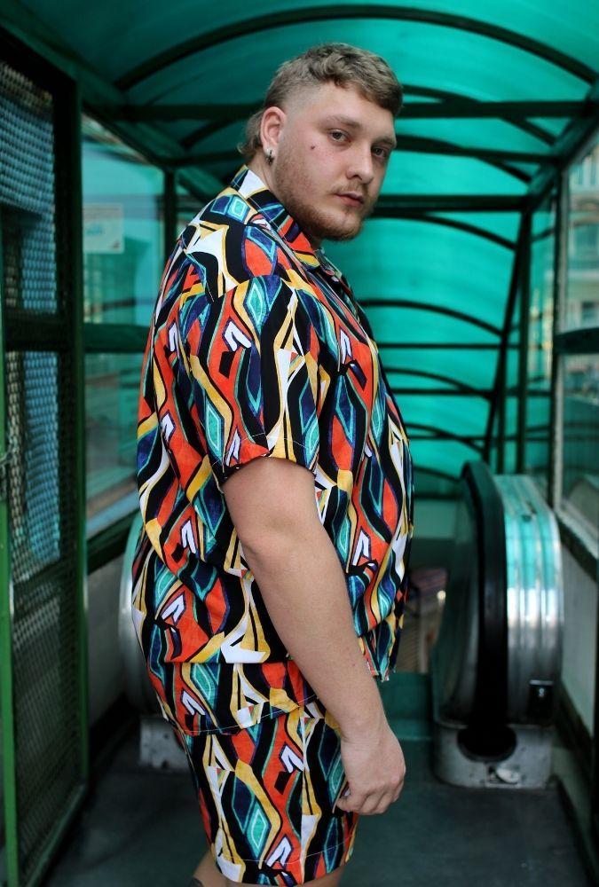 Camisa Dance Of Colors