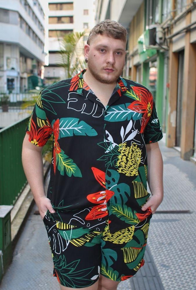 Camisa Pineapple Spring