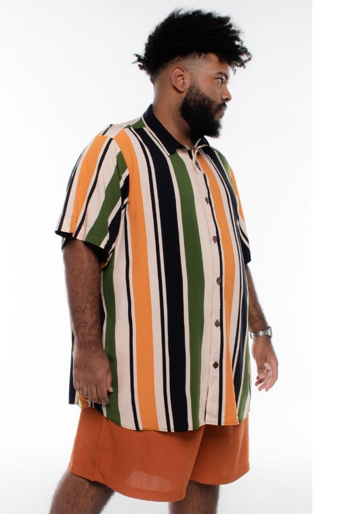 Camisa Striped I