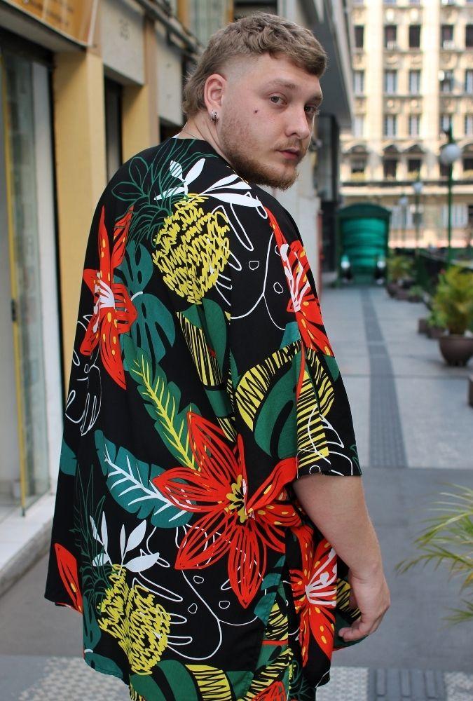Kimono Pineapple Spring