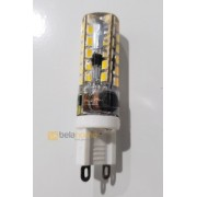 LAMPADA LED BIPINO G9B 3,5W BIVOLT BRANCO QUENTE