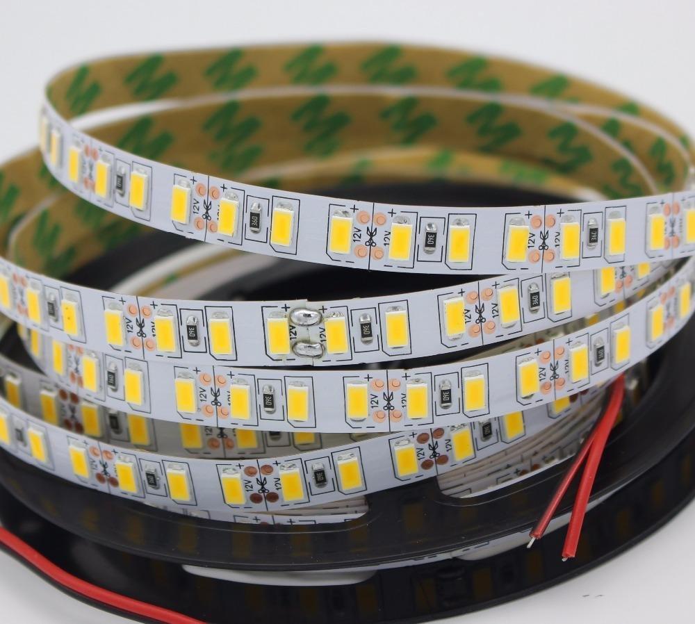FITA DE LED 2835 5M 120 LEDS 3000K - IP20