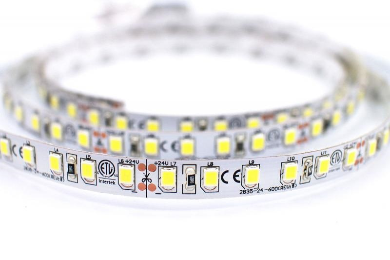 FITA DE LED 2835 5M 120 LEDS 4000K - IP20