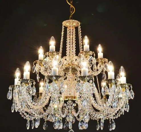 KIT 08 LAMPADAS VELA FILAMENTO DE LED E14 2300K 4G 3,2W