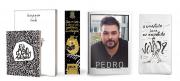 Kit Pedro G. - Bagagem / Eu me chamo Antônio