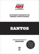 Futebol é com a rádio Bandeirantes - Santos