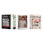 Kit C. Unzelte - Política, propina e futebol