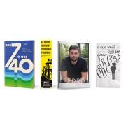 Kit Pedro G. - Aos 7 e aos 40