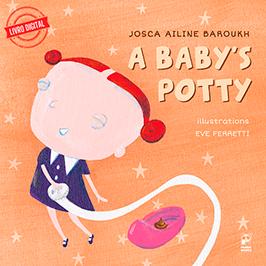 A baby's potty