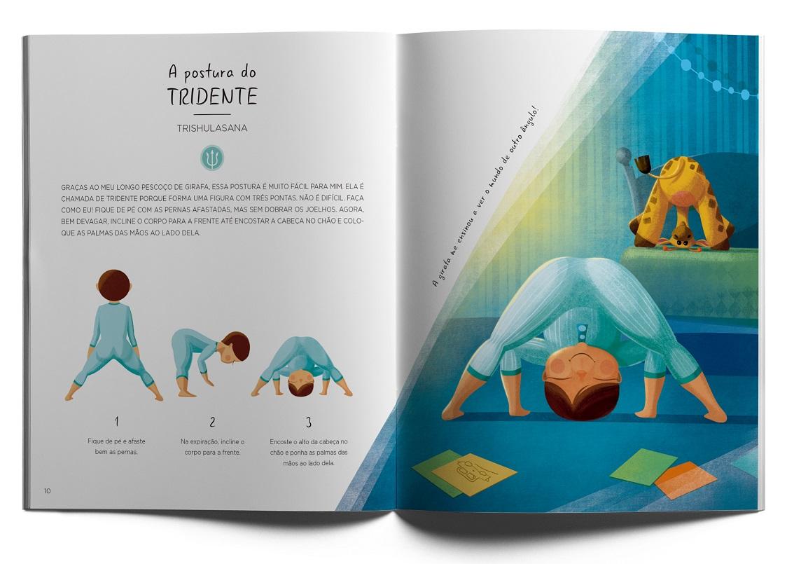 Boa noite com ioga