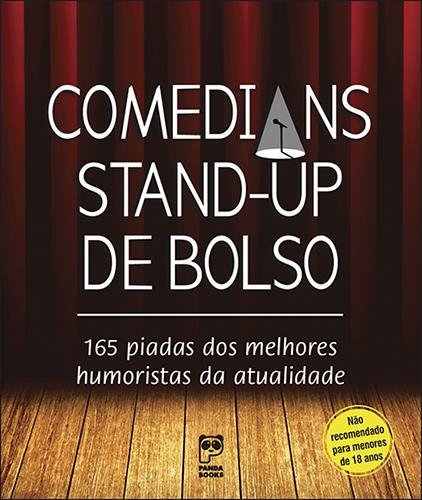 Comedians stand-up de bolso