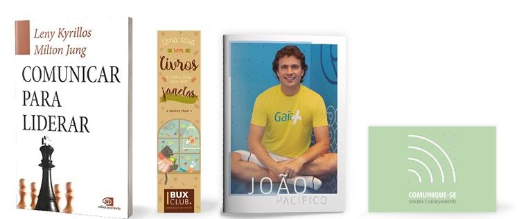 Kit João P. - Comunicar para liderar