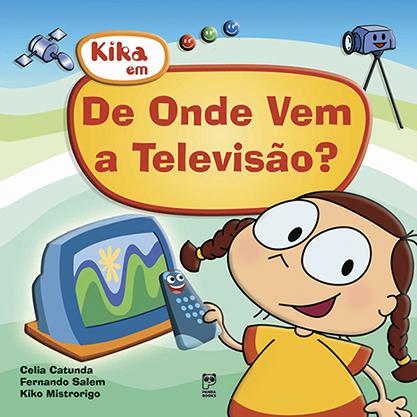 De onde vem a televisão?