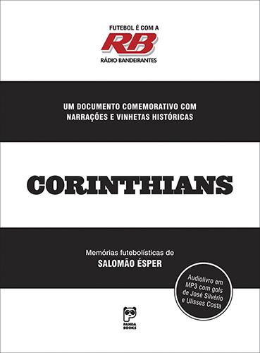 Futebol é com a rádio Bandeirantes - Corinthians