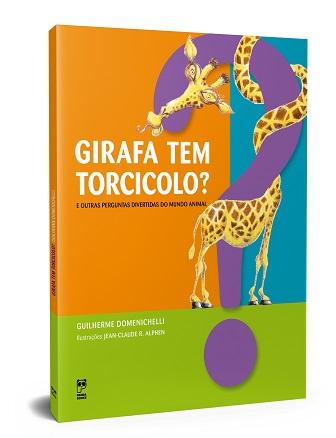Girafa tem torcicolo?