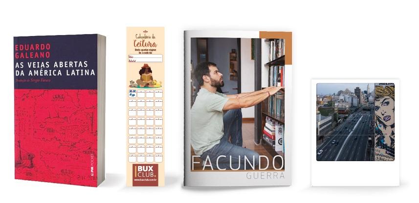 Kit Facundo - As veias abertas da América Latina