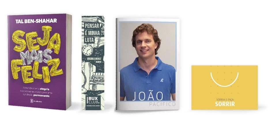 Kit João P. - Seja mais feliz