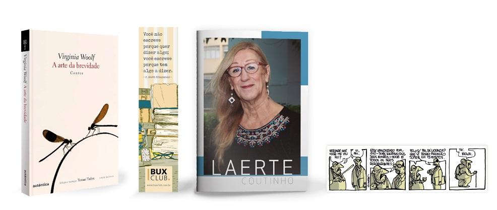 Kit Laerte - A arte da brevidade