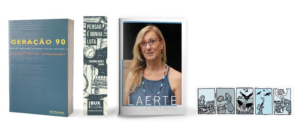 Kit Laerte - Geração 90 - Manuscritos de computador