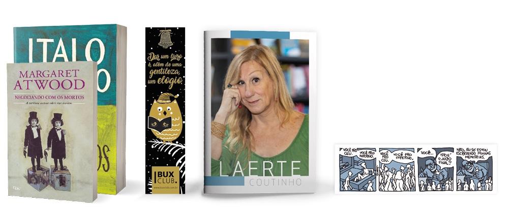 Kit Laerte - Negociando com... / Os nossos...