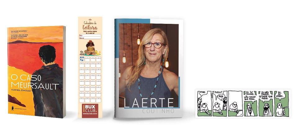 Kit Laerte - O caso Meursault
