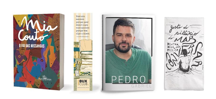 Kit Pedro G. - O fio das missangas